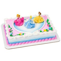 Disney Princess Cake Deco Kit