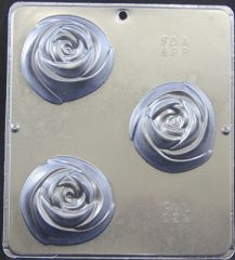 Rose Large Chocolate Craft Candy Mold