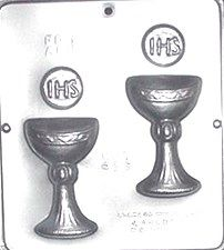 Chalice and Host Chocolate Craft Candy Mold