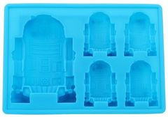 R2 D2 Star Wars Silicone Mold