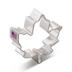 Maple Leaf 3 1/8 inch Cookie Cutter