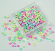 Easter Chick, Bunny, Egg Mini Sprinkles 2.8 oz
