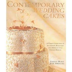 Contemporary Wedding Cakes Book