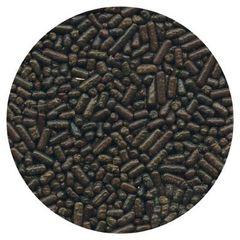 Dark Chocolate Flavored Jimmies Sprinkles 16 oz.
