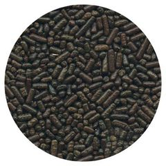 Dark Chocolate Flavored Jimmies Sprinkles 3.2 oz.