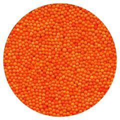 Orange Non-Pareils Sprinkles 3.8 oz