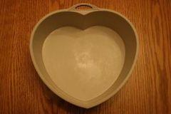 Heart Cake Pan Micro Bakes