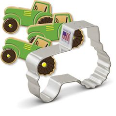 Farm Tractor 4 inch Cookie Cutter