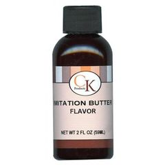 Butter 2 oz Flavoring