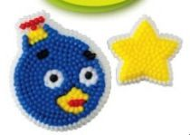 Backyardigans Icing Decorations 9 Piece