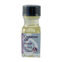 Cinnamon Oil Candy Flavoring 1 Dram