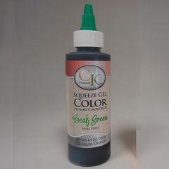 Leaf Green Gel Food Coloring 4.5 oz