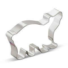 Polar Bear 5 1/2 inch Cookie Cutter