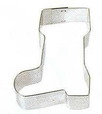 Santa Boot 3 inch Cookie Cutter