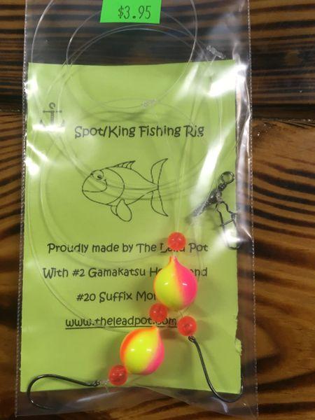 Spot & Kingfish Rigs