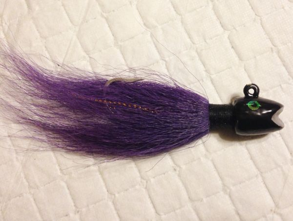 Finished Hot Lips Jig