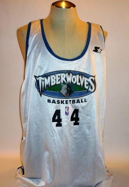 Minnesota Timberwolves basketball practice jersey #44