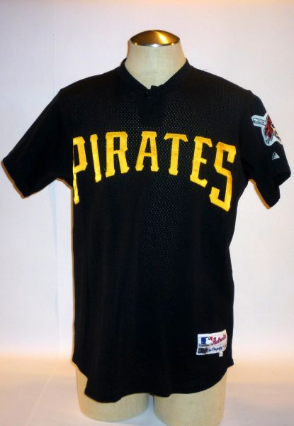 Pittsburgh Pirates game used spring training jersey #54