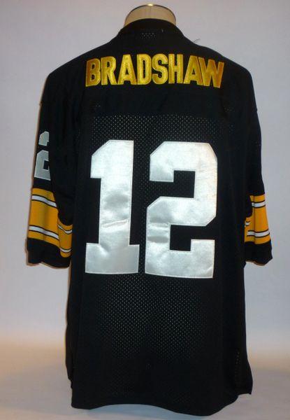 Terry Bradshaw SB X jersey, Mitchell & Ness