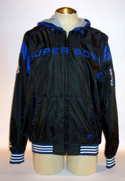 Pittsburgh vs. Arizona Super Bowl 43 hoodie jacket, Size L