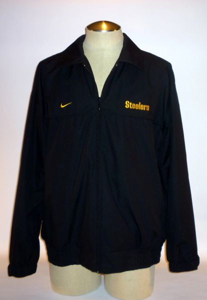 Pittsburgh Steelers sideline jacket, Size L