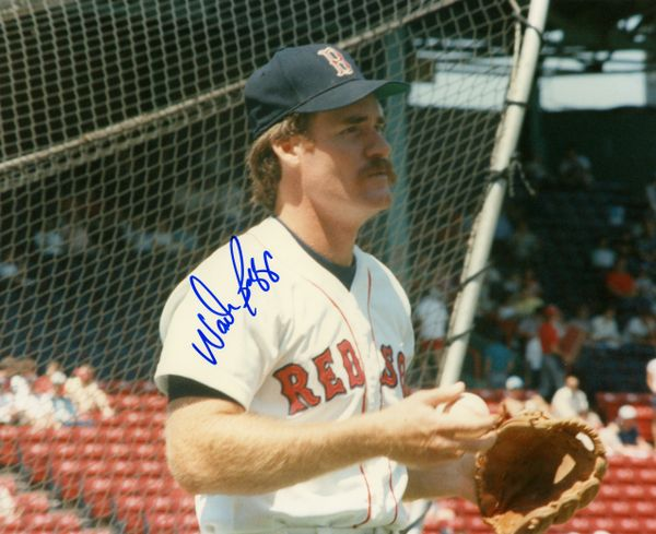 Wade Boggs - Boston Red Sox signed 8x10 photo