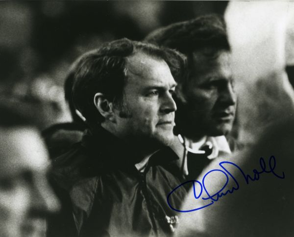 Chuck Noll - Pittsburgh Steelers signed 8x10 photo