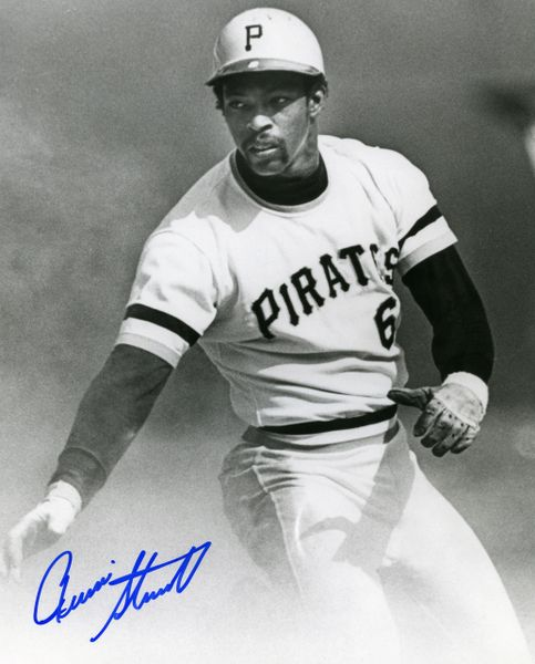 Rennie Stennett - Pittsburgh Pirates signed 8x10 photo