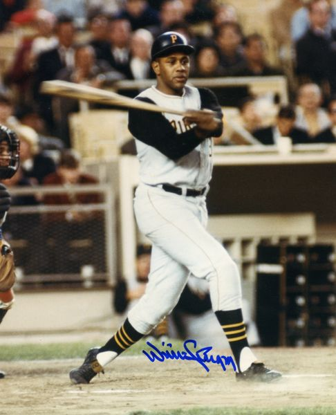 Willie Stargell - Pittsburgh Pirates signed 8x10 photo