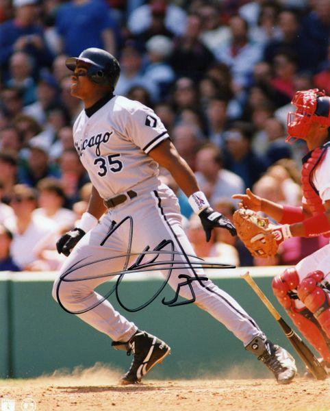 Frank Thomas - Chicago White Sox signed 8x10 photo