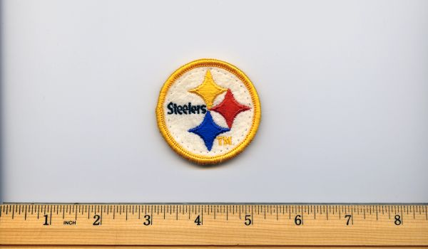 Pittsburgh Steelers vintage small patch
