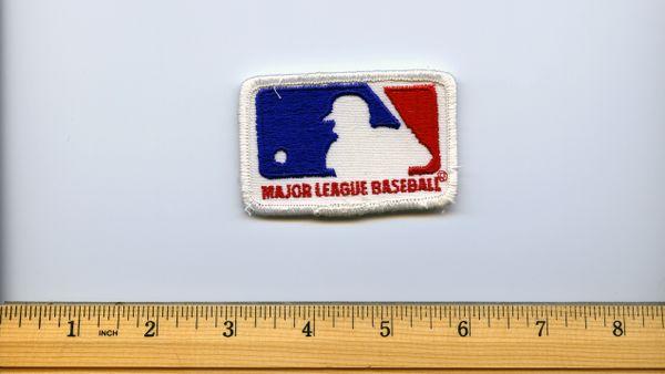 """MLB 3"""" patch"""