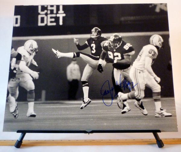 Jason Gildon, Pittsburgh Steelers signed 16x20 photo