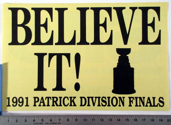 (4) - 91, 92, 93 Pittsburgh Penguins - Civic Arena giveaways - Stanley Cup