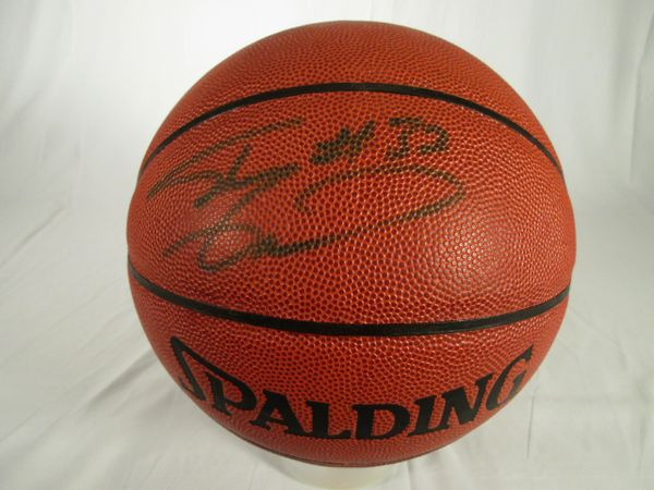 Shaquille O'Neal, NBA HOF'er signed full size basketball