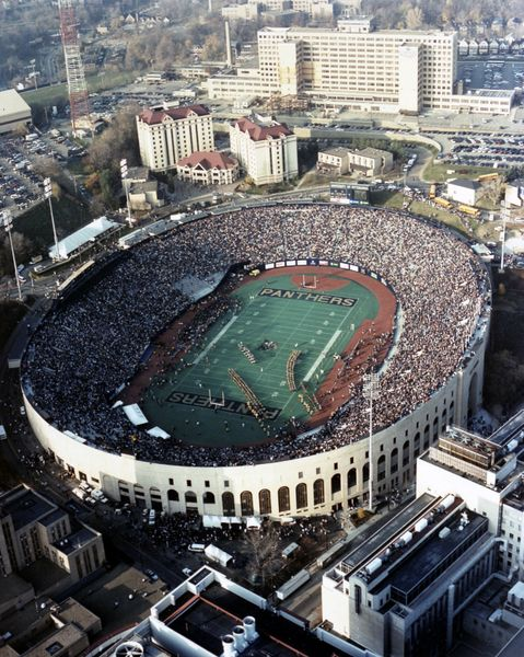 3. Pitt Stadium last game 8x10 photo