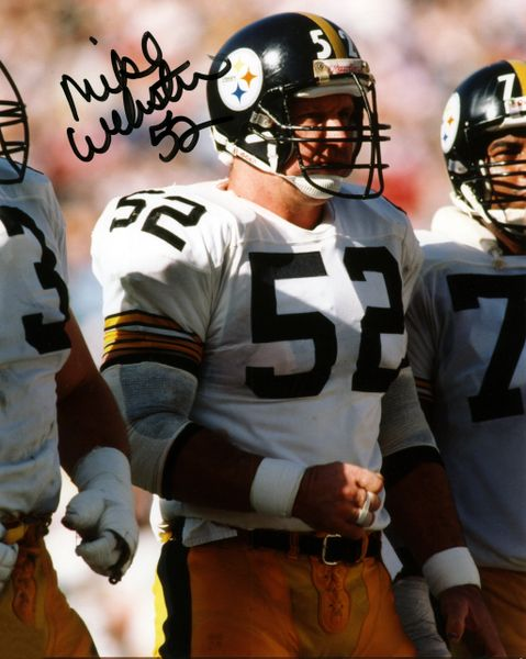 10. Mike Webster 8x10 photo