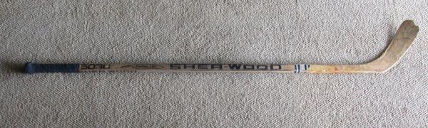 Paul Coffey - Pittsburgh Penguins - game used hockey stick