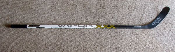 Evgeni Malkin - Pittsburgh Penguins - game issued stick - signed