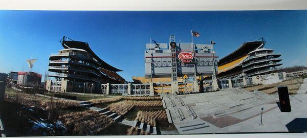 Heinz Field - Steelers - 8x20 photo