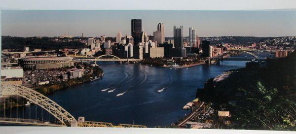 City of Pittsburgh - Three Rivers Stadium - 8x20 photo