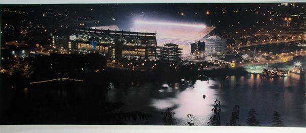 Heinz Field - Steelers - 8x20 photo (2)