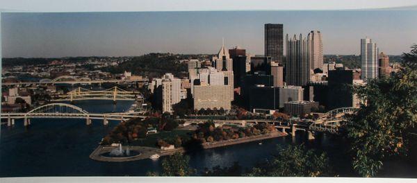 City of Pittsburgh - 8x20 photo (2)
