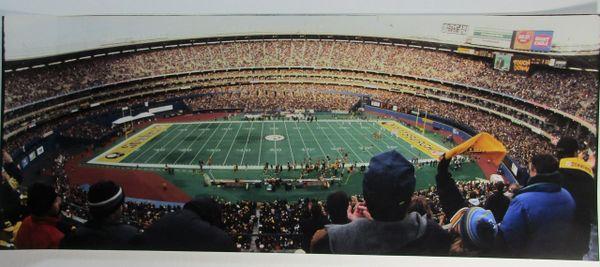 Three Rivers Stadium - Steelers - 8x20 photo (3)