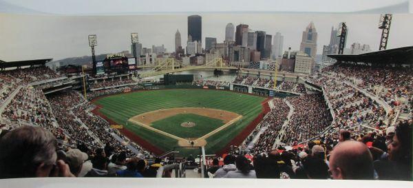 PNC Park - Pirates - 8x20 photo