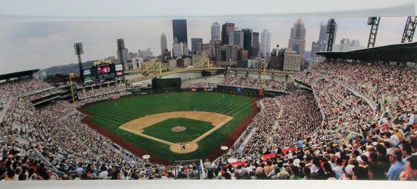 PNC Park - Pirates - 8x20 photo (2)