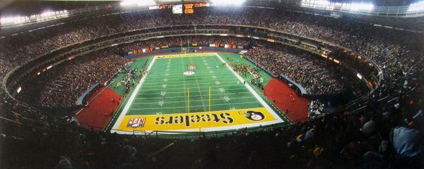 Three Rivers Stadium - Steelers - 8x20 photo (4)