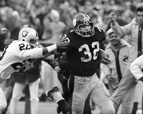 12. Franco Harris 11x14 photo