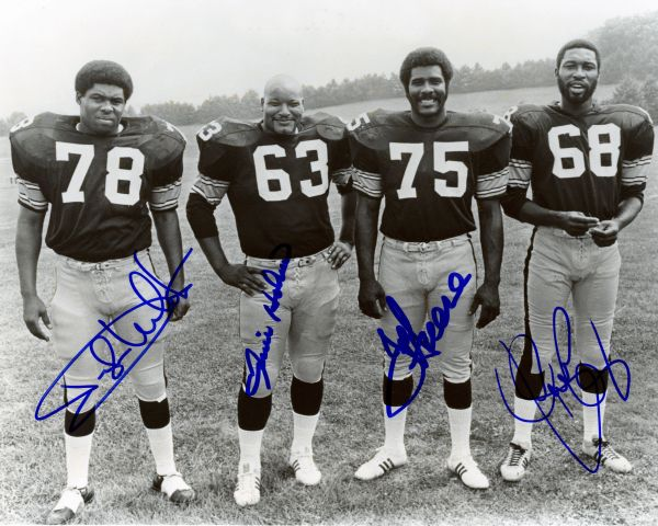 15. Steel Curtain size 11x14 photo