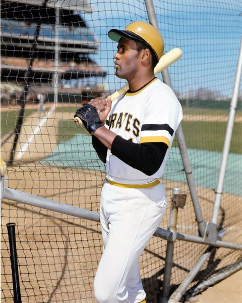 33. Roberto Clemente size 11x14 photo